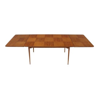 Edmund Spence Swedish Modern Dining Table For Sale