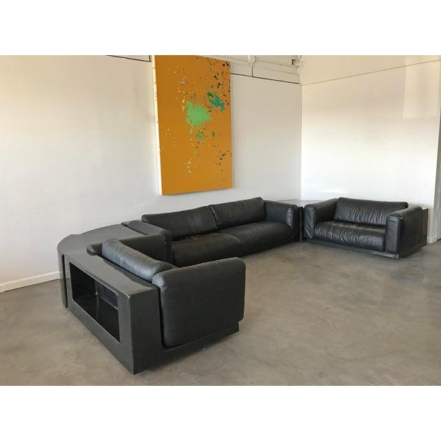 Gavina Cini Boeri For Gavina Knoll Gradual Sectional Sofa System - Set of 5 For Sale - Image 4 of 10
