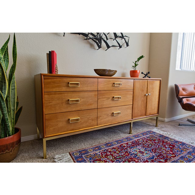 Suncoast Dresser by Kipp Stewart for Drexel - Image 4 of 9