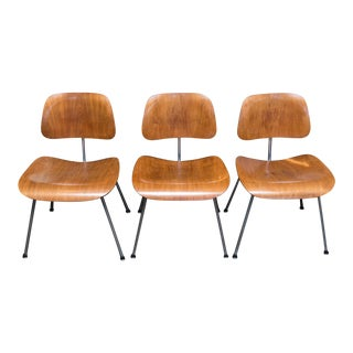Herman Miller Eames DCM Chairs - Set of 3