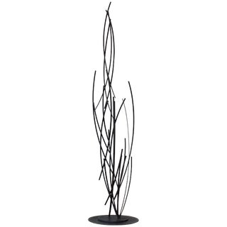 Tall Iron Sculpture For Sale