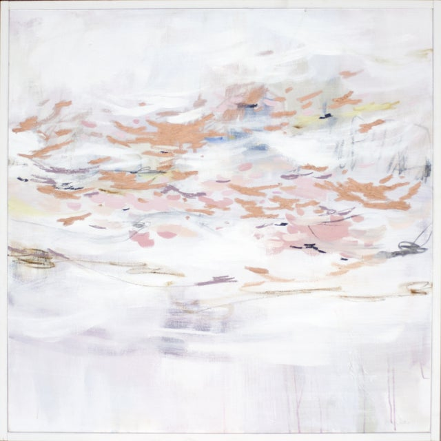 Abstract Expressionist Painting by Brenna Giessen - Image 1 of 3