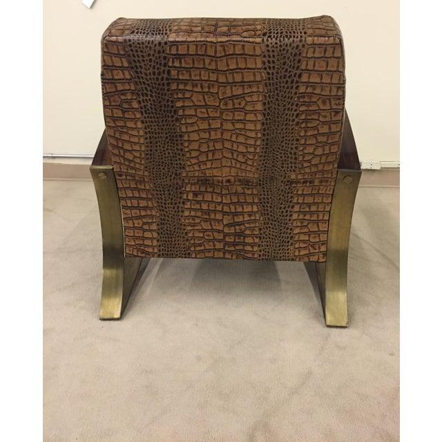 Lexington Furniture Apogee Leather Chair - Image 4 of 5
