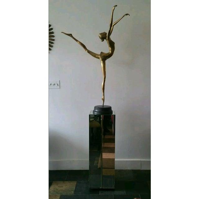 Somchai Hattakitkosol Bronze Ballerina Statue - Image 5 of 6