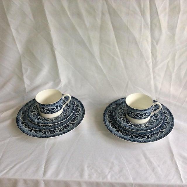 Ralph Lauren Home Empress Breakfast Sets - A Pair - Image 2 of 6
