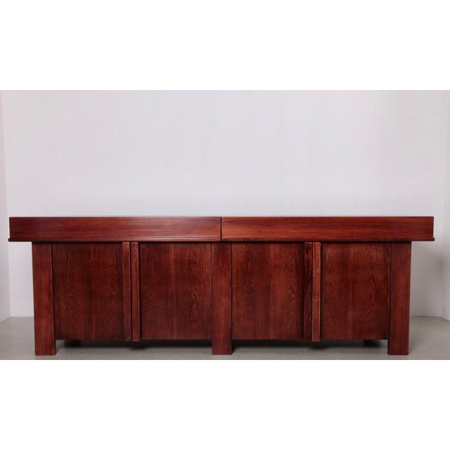 Huge German 1970s Credenza by Rincklake Van Endert For Sale - Image 10 of 10