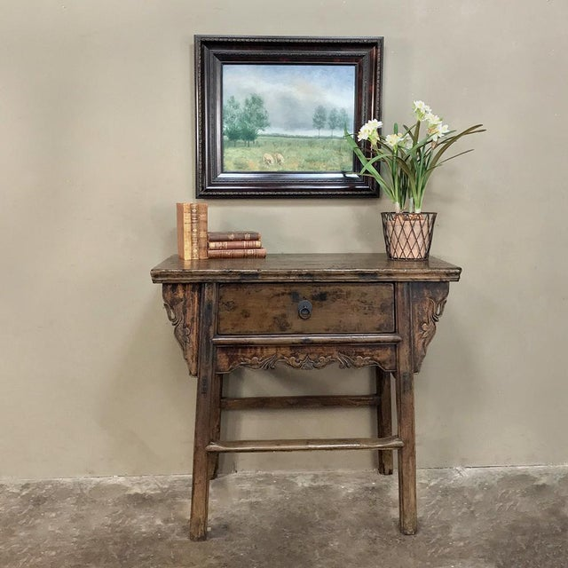 19th Century Chinese Console ~ Cabinet For Sale - Image 4 of 13
