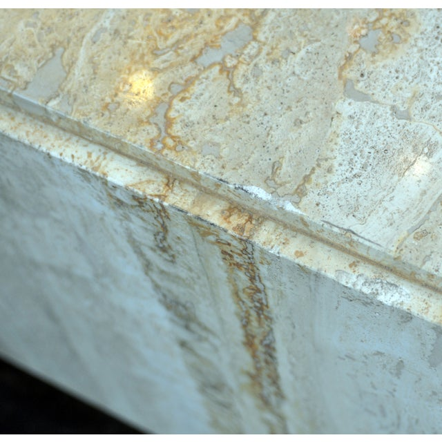Stone Side Table - Image 5 of 7