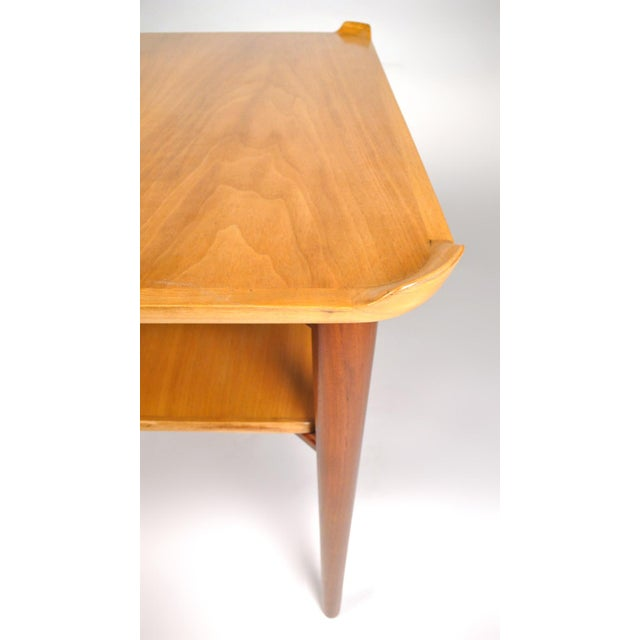 Brown Side or End Tables by Finn Juhl for Baker For Sale - Image 8 of 10