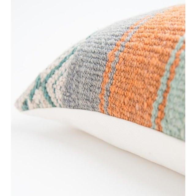 Pastel Peruvian Frazada Pillow - Image 3 of 4
