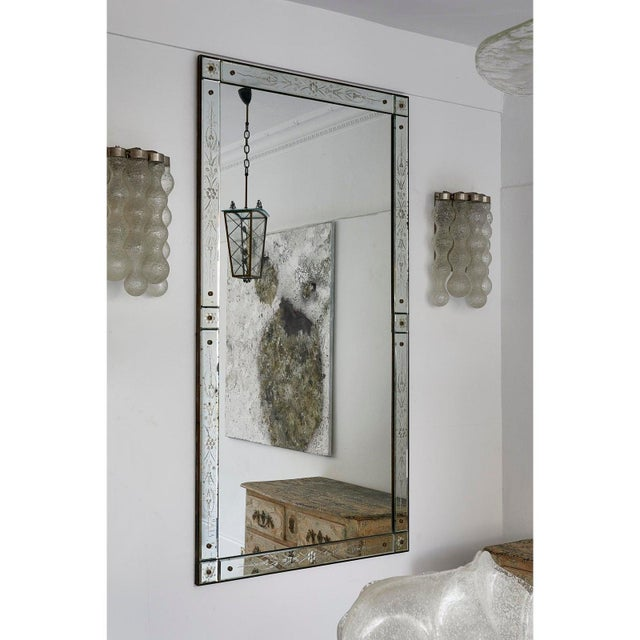 Pair of Venetian Wall Lights For Sale - Image 4 of 5