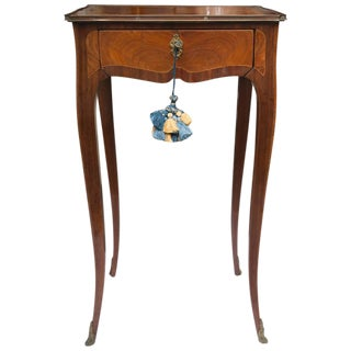 19th Century Louis XV Style Side Table For Sale