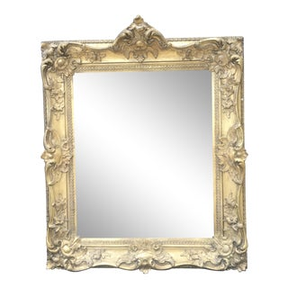 American 1840s Gilded Wood Frame For Sale