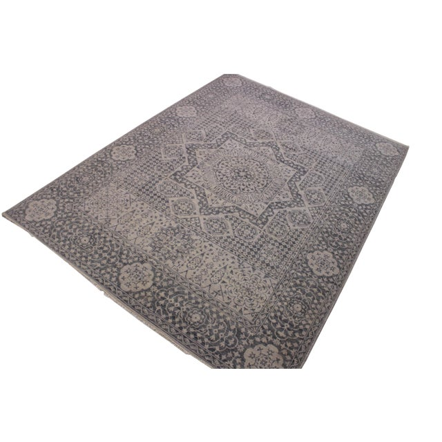 Showcase a stunning oriental look and design inside your living space with this luxurious area rug. Stunning craftsmanship...