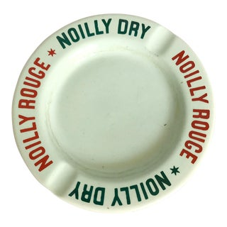 French Vintage Noilly Prat Ashtray For Sale