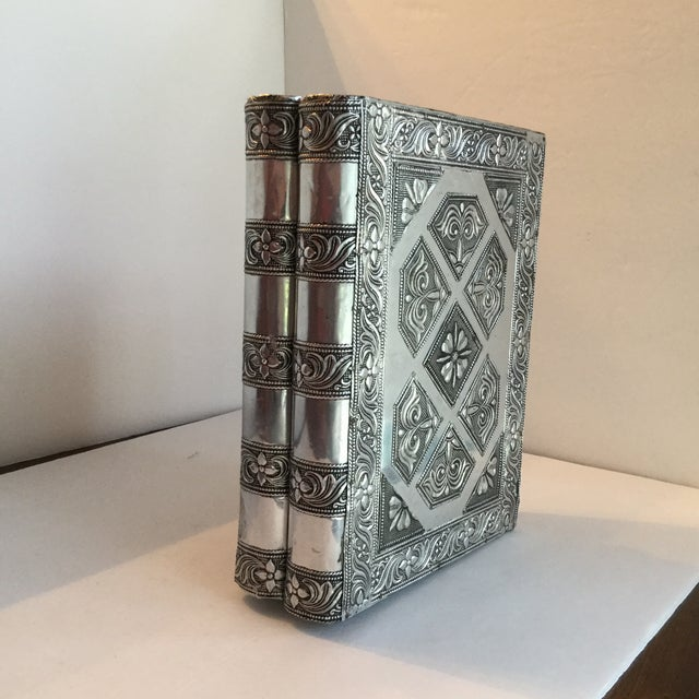 Silver Metal Jewelry Box - Image 11 of 11