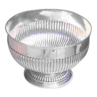 19th Cent. British Sterling Bowl For Sale
