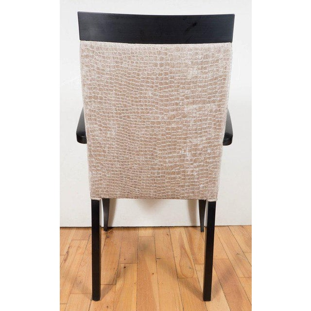 Mid-Century Modernist Bentwood Occasional or Desk Chair by Dakota Jackson For Sale In New York - Image 6 of 7