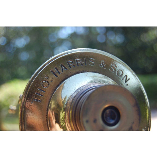 English Refracting Telescope For Sale In Savannah - Image 6 of 9