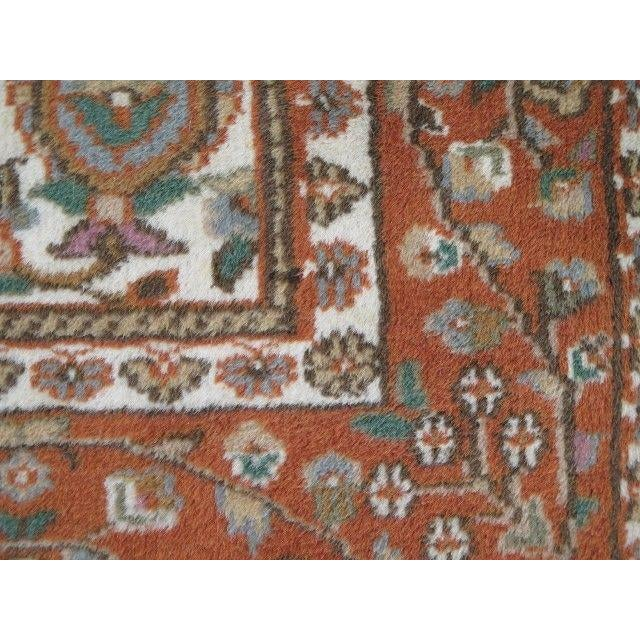 1960s Vintage Persian Area Rug - 2′11″ × 5′7″ For Sale - Image 9 of 13