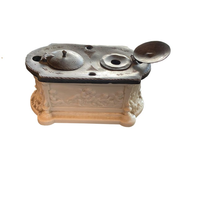 18th Century Antique 18th Century Inkwell For Sale - Image 5 of 12