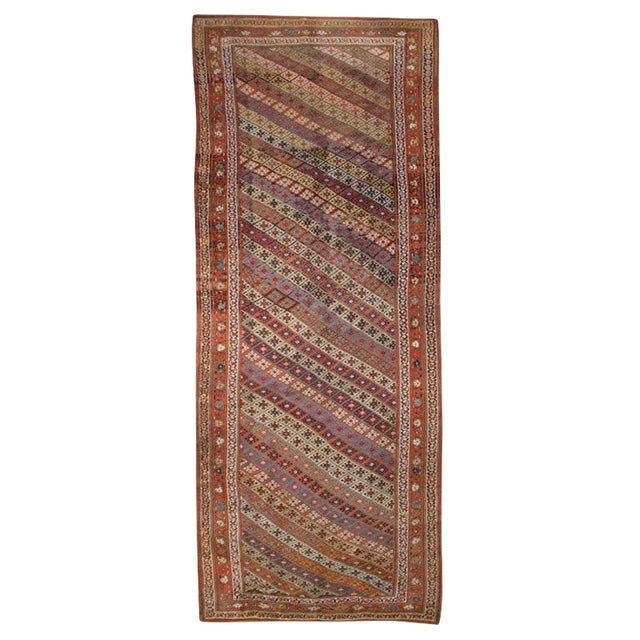 """Early 20th Century Persian Carpet - 4'7"""" x 11'2"""" For Sale"""
