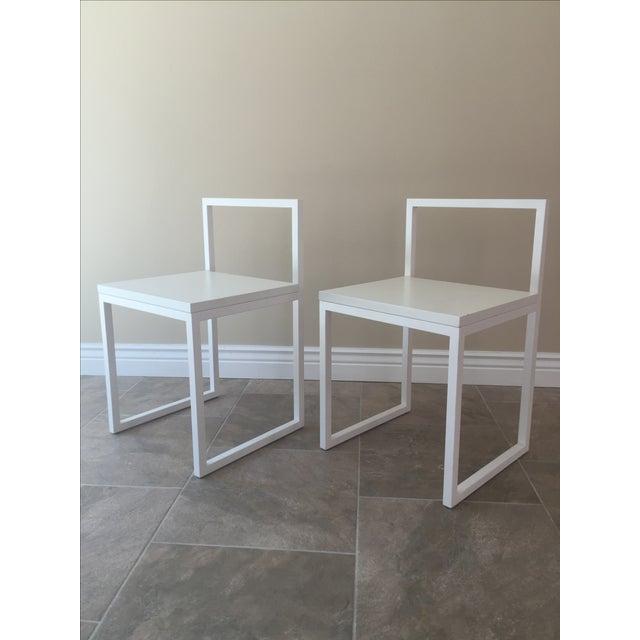 Cappellini Fronzoni '64 Chairs - Pair - Image 3 of 6