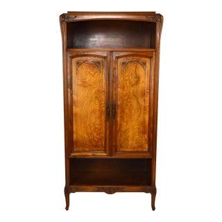 Art Nouveau French Cabinet, Circa 1905 For Sale