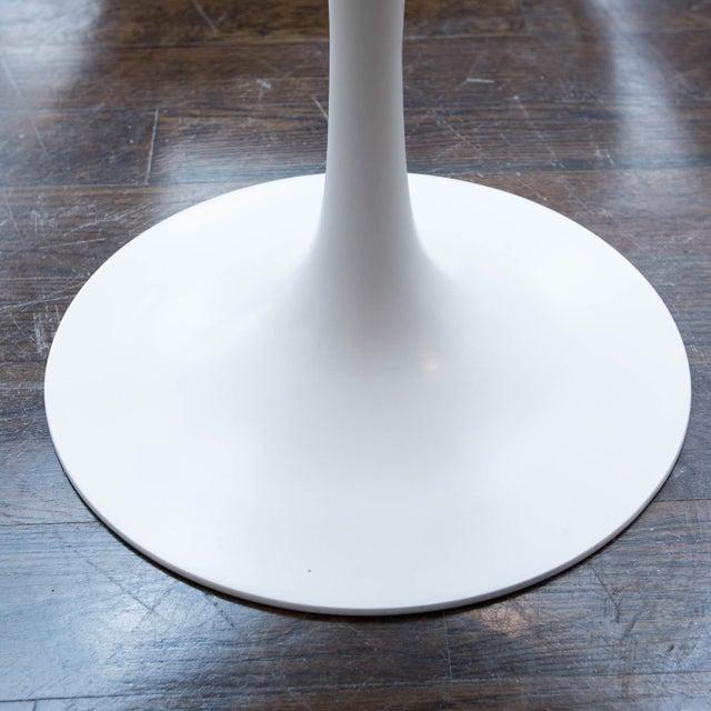Saarinen Style Tulip Side Table - Image 4 of 5