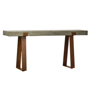 Modern Industrial Outdoor Console For Sale