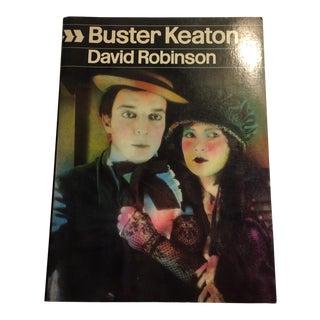 "1970 ""Buster Keaton"" David Robinson Book"