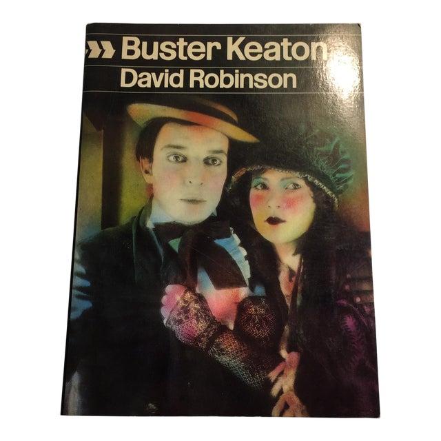 "1970 ""Buster Keaton"" David Robinson Book For Sale"