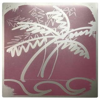 Al Rubin Palm on Aluminum, 2005 For Sale