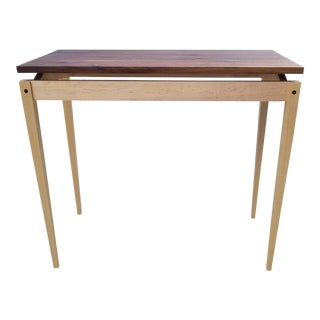 Scandinavian Modern Levity Entry Table For Sale