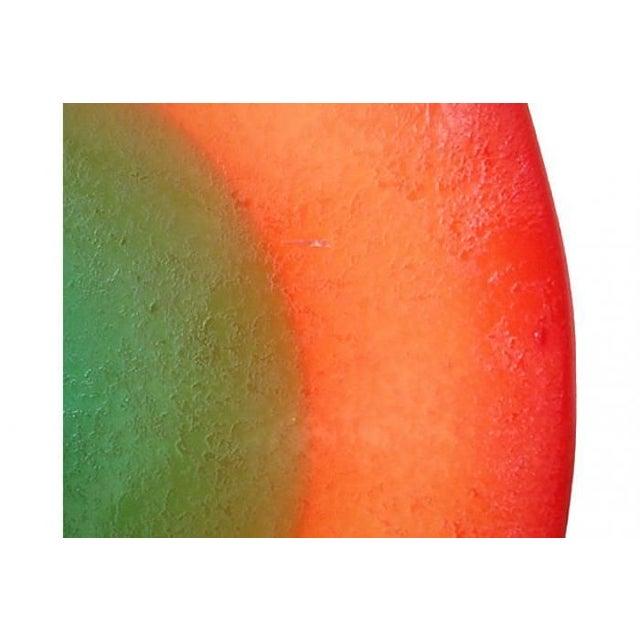 1950s Murano Art Glass Centerpiece Bowl - Image 3 of 6