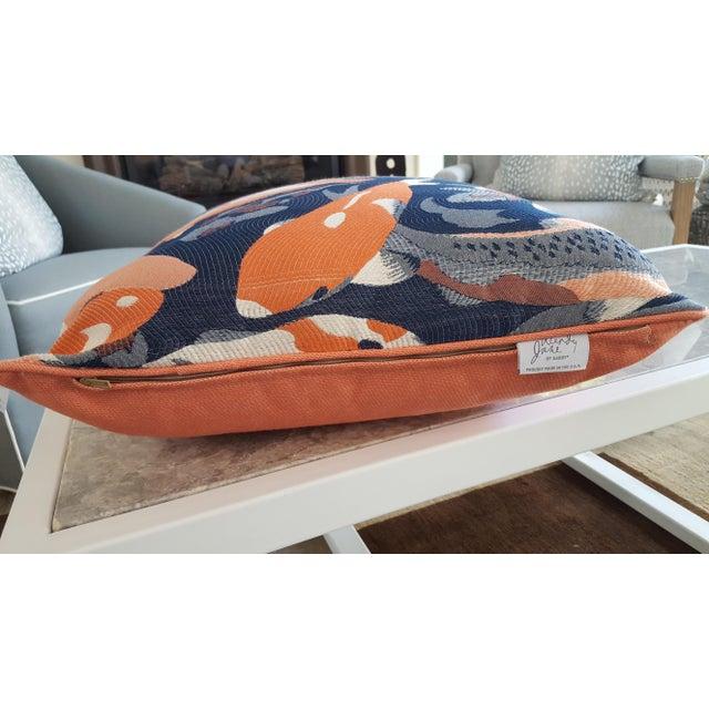 Contemporary Beko Flamingo Pillows - A Pair For Sale - Image 4 of 9