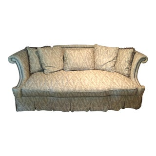 Traditional Ferguson Copeland Gold Standard Sofa For Sale