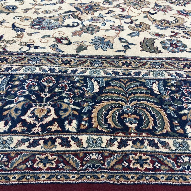 """Persian Floral Pattern Rug - 9'2"""" x 13'4"""" - Image 5 of 7"""