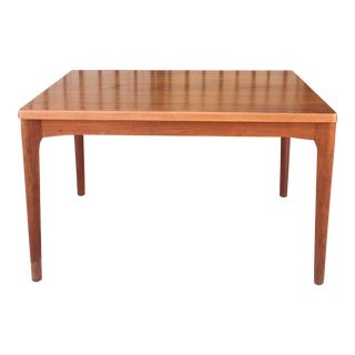 Dining Table in Teak by Henning Kaerjnulf for Vejle Stole & Møbelfabrik For Sale