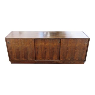 Hollywood Regency Long Sideboard Buffet Server Tv Console Cabinet 2315 For Sale