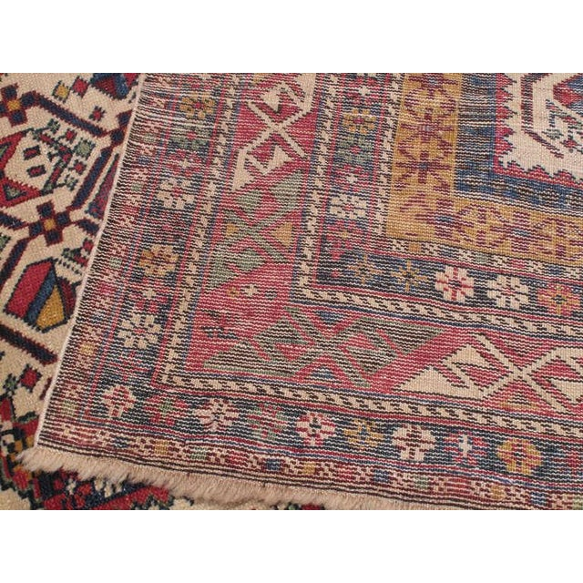 Antique Shirvan Prayer Rug For Sale In New York - Image 6 of 7