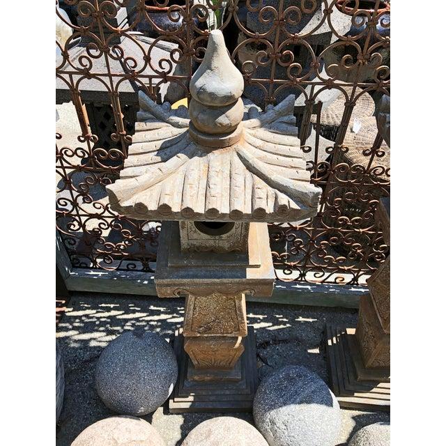 Stone Garden Pagoda Chairish