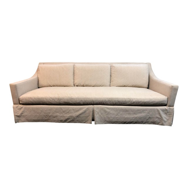 Contemporary Bernhardt Interiors Albion Sofa For Sale