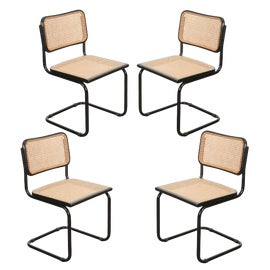 Image of Caning Side Chairs