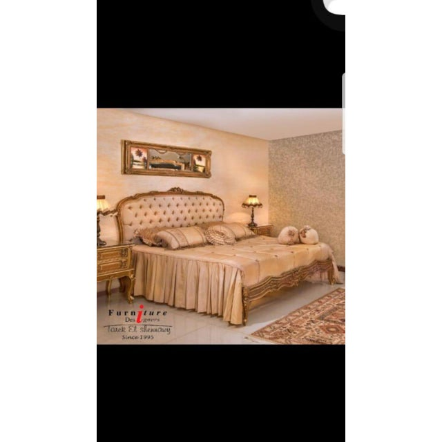 French Style Handmade Bed For Sale - Image 10 of 10