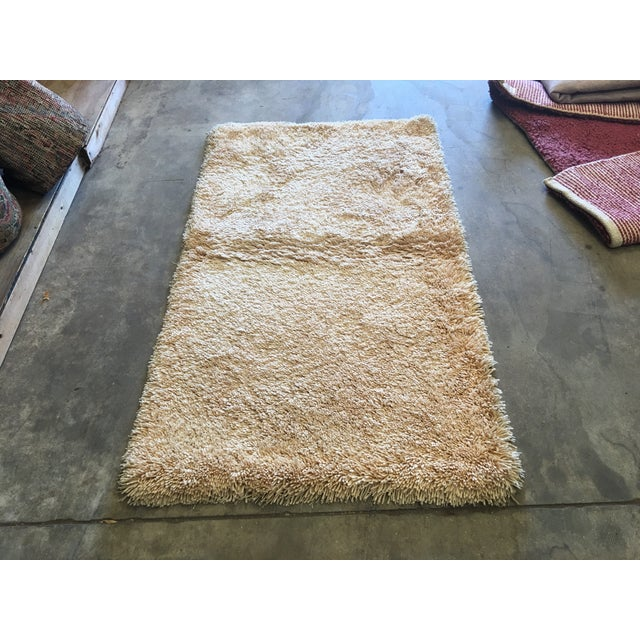 """Turkish Hand Knotted Wool Rug - 4'10"""" X 6'9"""" - Image 2 of 5"""