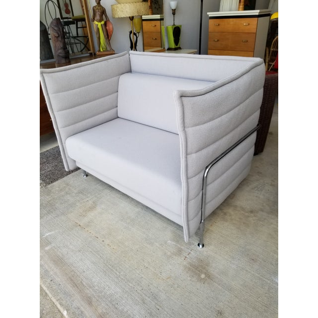 Contemporary Ronan & Erwan Bouroullec for Vitra Loveseat For Sale - Image 13 of 13