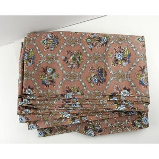 Vintage Floral Print Cotton - 8 Yards Preview
