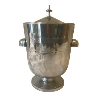Italian Chrome Ice Bucket