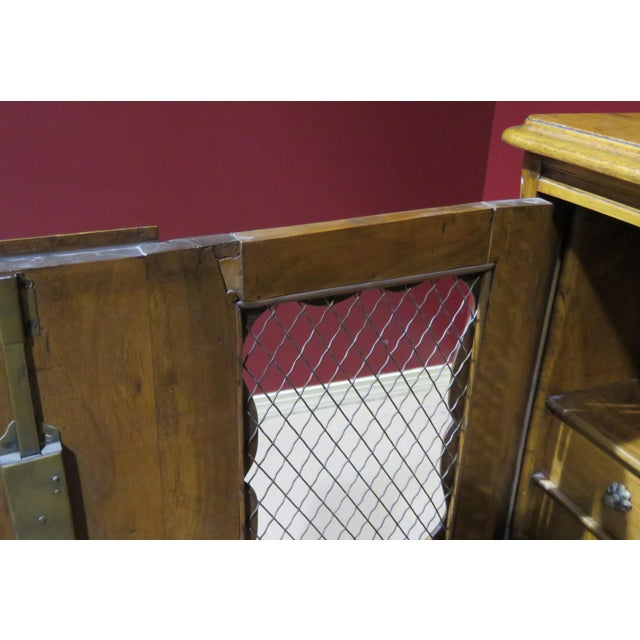 19th C. Country French Writing Desk For Sale - Image 4 of 13